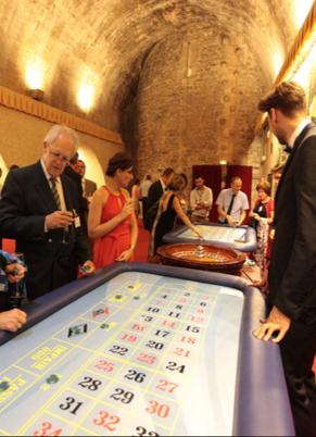 Animation casino des sens et location mat riel casino for Asino amiatino